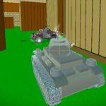 Pixel Vehicle Shooting War And Turbo Drifting Race